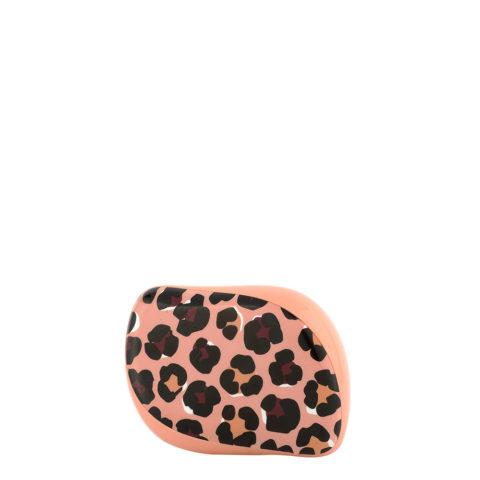 Tangle Teezer Compact Styler Apricot Leopard - cepillo para desenredar
