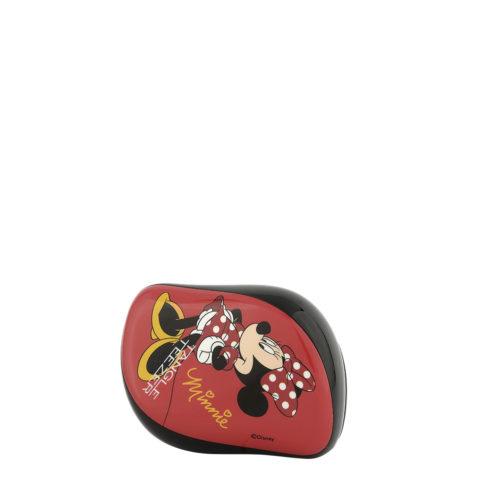 Tangle Teezer Compact Styler Minny Mouse Roja - Cepillo Para Desenredar