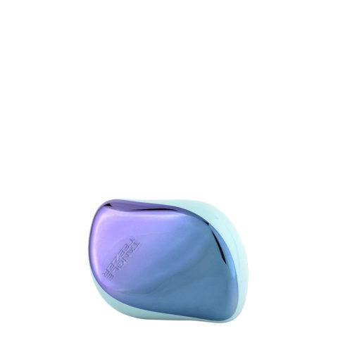 Tangle Teezer Compact Styler Ombre Petrol Blue - cepillo para desenredar