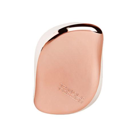 Tangle Teezer Compact Styler Rose Gold Luxe - cepillo para desenredar