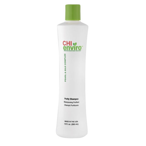 CHI Enviro Smooth Treat Purity Shampoo 355ml