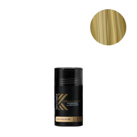 Tricomix Fibre Blond 12gr - Fibras De Queratina Con Efecto Voluminizador Y Anticaída Rubio
