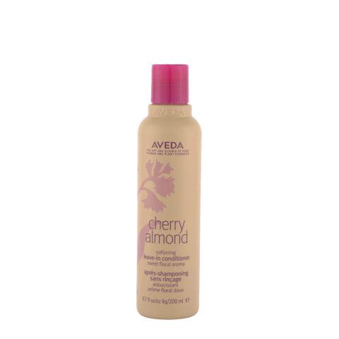 Aveda Cherry Almond Leave In Conditioner 200ml - acondicionador suavizante