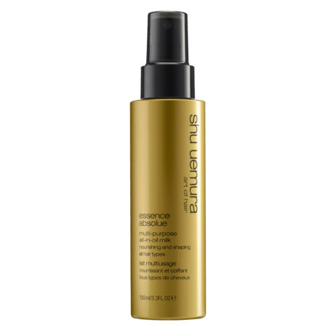 Shu Uemura Essence Absolue Multi-Purpose All-In-Oil Milk 100ml -Latte Multiuso Para Cabello