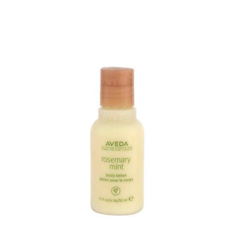Aveda Bodycare Rosemary mint body lotion 50ml