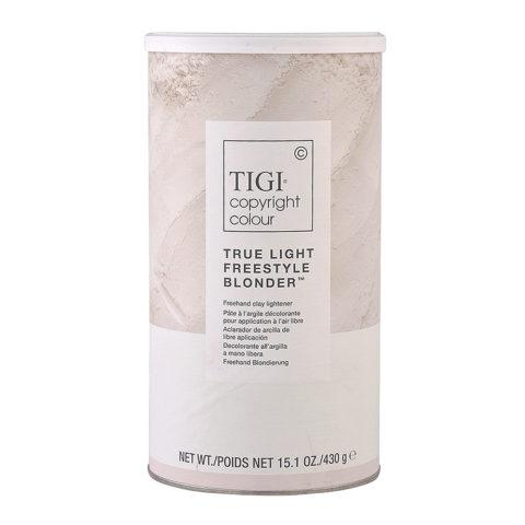 Tigi Copyright Colour True Light Freestyle Blonder 430gr - aclarador