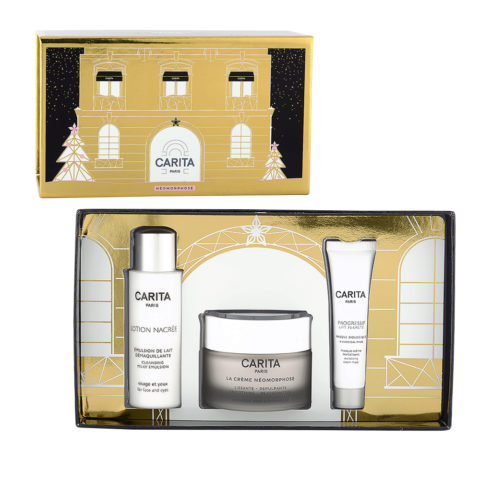 Carita Neomorphose Kit La Crème 50ml + Lotion Nacrée 50ml + Masque Biologique 15ml