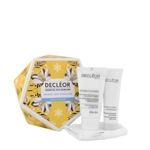 Decléor Essential Oils Skincare Infinite First Hydration Neroli Bigarade - Kit 3 Cosmética Facial