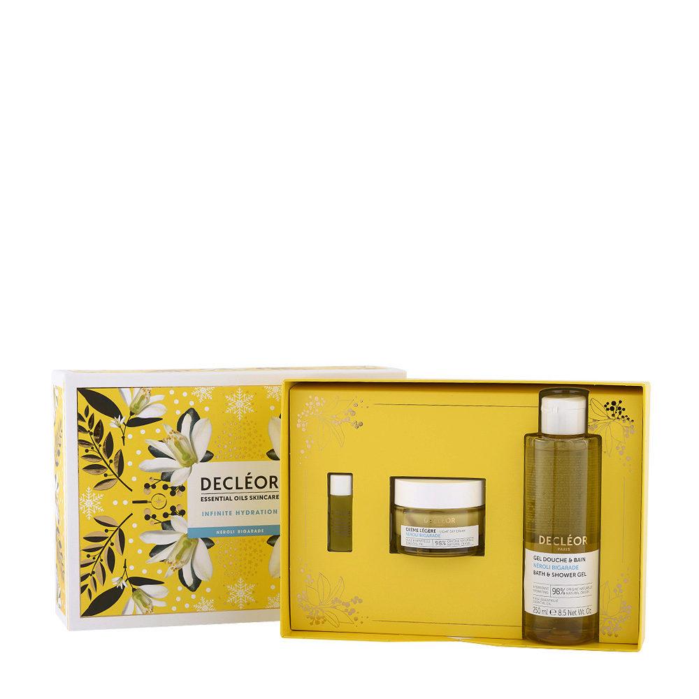 Decléor Essential Oils Skincare Infinite Hydration Neroli Bigarade - Kit 3 Productos