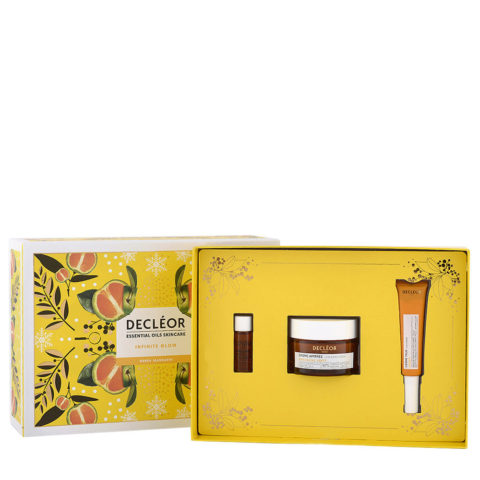 Decléor Essential Oils Skincare Infinite Glow Green Mandarin - Kit 3 Productos