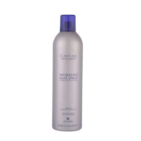 Alterna Caviar Anti aging Styling Working hairspray 439gr - laca antiedad