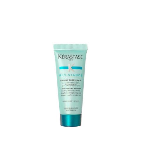 Kerastase Résistance Ciment Thermique 20ml - Crema de protección térmica