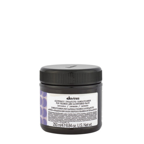 Davines Alchemic Creative Conditioner Lavender 250ml - Bàlsamo De Color Lavanda