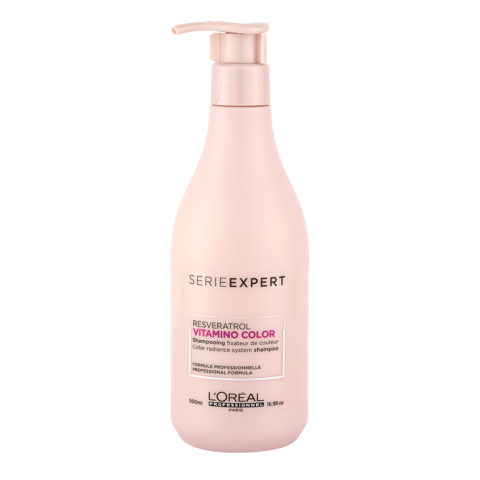 L'Oreal Vitamino color Resveratrol Vitamino Color Shampoo 500ml