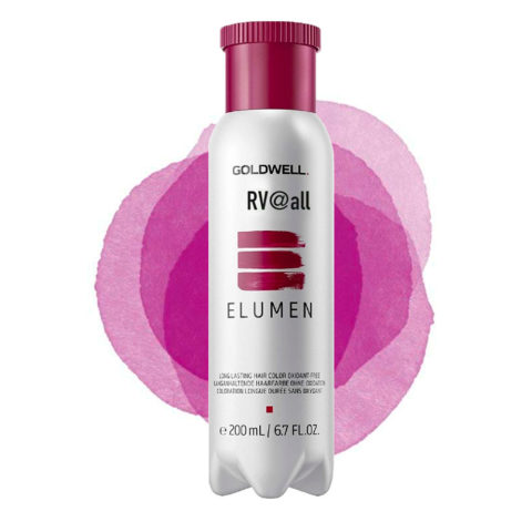Goldwell Elumen Pure RV@ALL 200ml - morado rojo