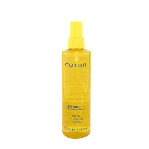 Cotril Beach After sun Protective Body Water SPF15, 250ml