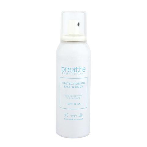 Naturalmente Breathe Sun Protection Oil SPF 6 - 15, 150ml