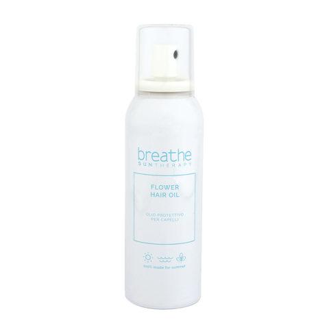 Naturalmente Breathe Sun Flower Hair Oil 150ml