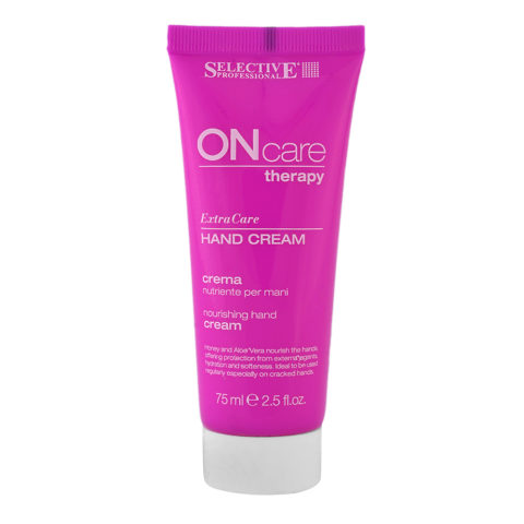 Selective On care Hand cream 75ml - crema nutritiva para manos