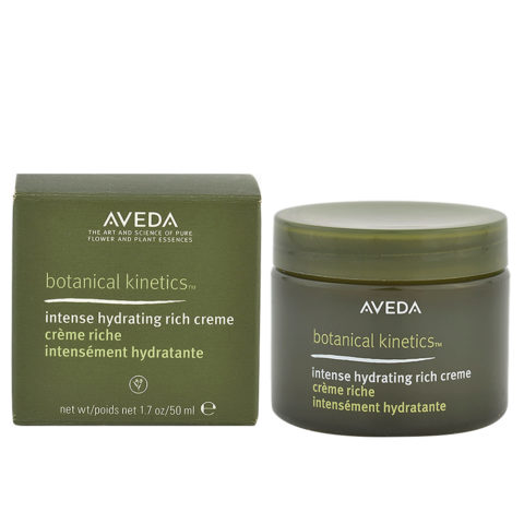 Aveda Botanical Kinetics Intense Hydrating Rich Creme 50ml - crema facial rica