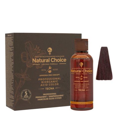 5.25 Berenji caoba Tecna NCC Biorganic acid color 3x130ml