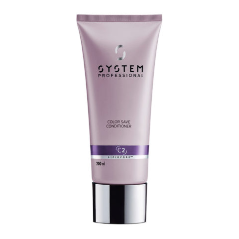 System Professional Color Save Conditioner C2, 200ml - Acondicionador Cabellos teñidos