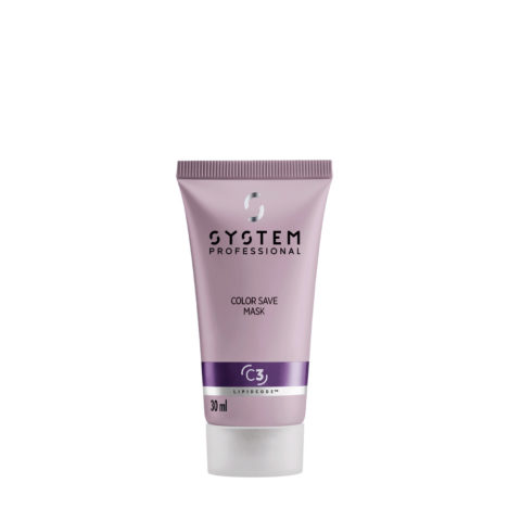 System Professional Color Save Conditioner C2, 30ml - Acondicionador cabellos teñidos