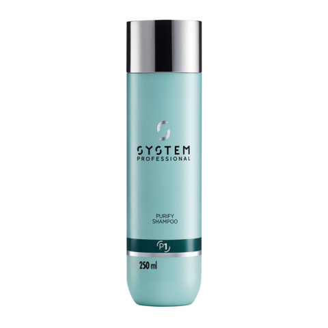 System Professional Purify Shampoo P1, 250ml - Champù Anticaspa