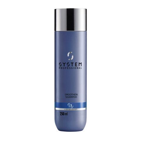 System Professional Smoothen Shampoo S1, 250ml - Champù Anti Frizz