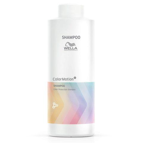 Wella Color Motion Shampoo 1000ml - Champù Cabello Teñido