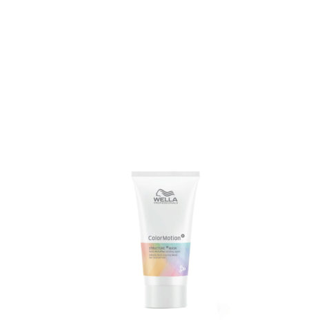 Wella Color Motion Mask 30ml - Mascarilla Cabello Teñido
