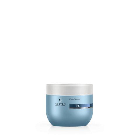 System Professional Hydrate Mask H3, 400ml - Mascarilla Hidratante