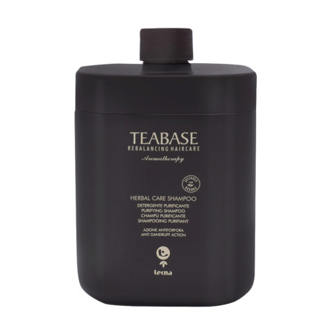 Tecna Teabase aromatherapy Herbal care shampoo 1000ml - Champù Anticaspa