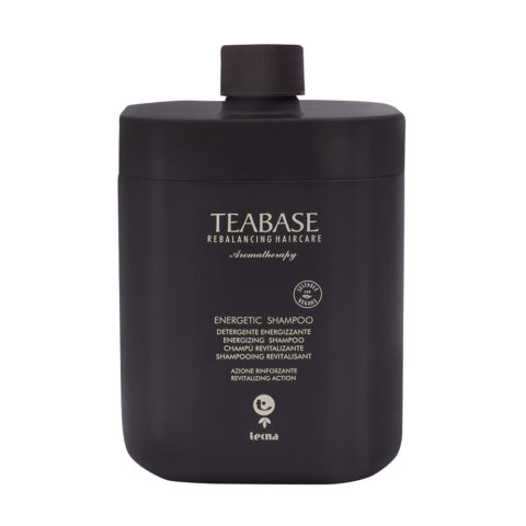 Tecna Teabase aromatherapy Energetic Champù Anticaida 1000ML