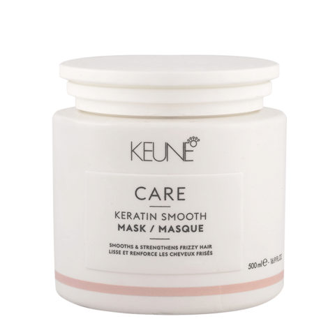 Keune Care line Keratin Smooth Mask 500ml - Mascarilla Anti Frizz