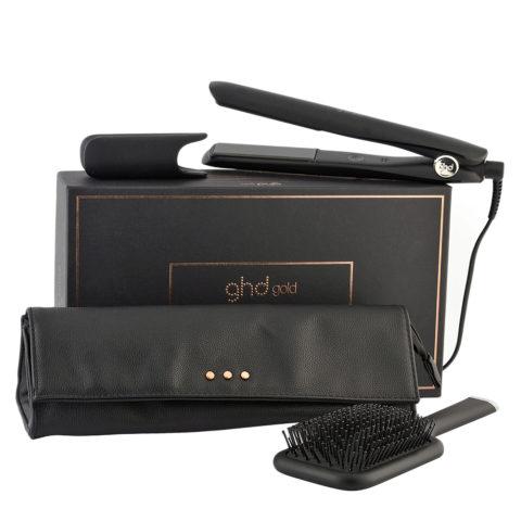 GHD Gold Styler Gift Set - Pancha Set Pochette Y Cepillo