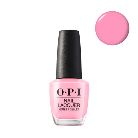 OPI Nail Lacquer NL S95 Pink-ing of You 15ml - Esmalte de Uñas