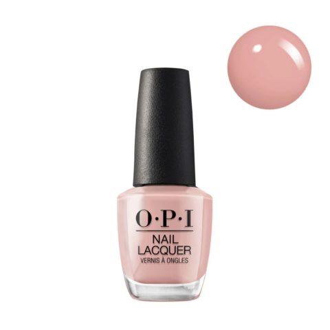 OPI Nail Lacquer NL P36 Machu Peachu 15ml - Esmalto de Uñas
