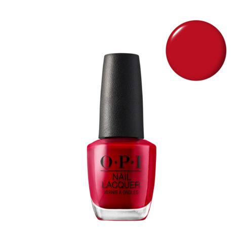 OPI Nail Lacquer NL Z13 Hot it Berns 15ml - Esmalto de Uñas