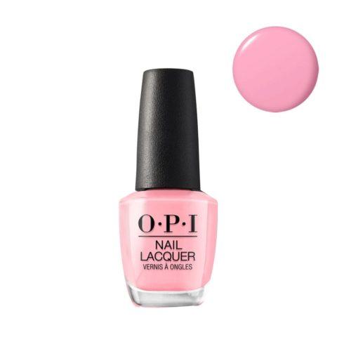 OPI Nail Lacquer NL H38 I Think in Pink 15ml - Esmalte de Uñas