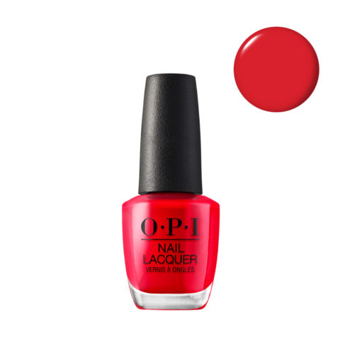 OPI Nail Lacquer NL H42 Red My Fortune Cookie 15ml - Esmalte de Uñas