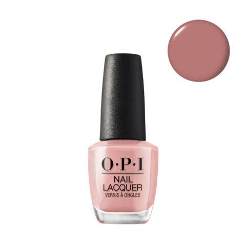 OPI Nail Lacquer NL A15 Dulce de Leche 15ml - Esmalte de Uñas