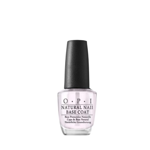 OPI Nail Lacquer NT T10 Natural Nail Base Coat 15ml - Esmalto de Uñas Natural