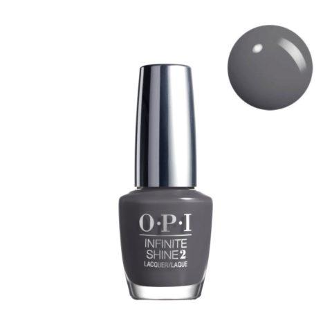 OPI Nail Lacquer Infinite Shine IS L27 Steel Waters Run 15ml - Esmalte de Uñas Efecto Gel