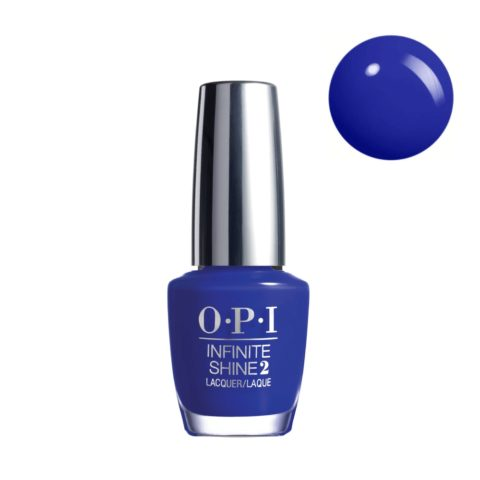 OPI Nail Lacquer Infinite Shine IS L17 Indignantly Indigo 15ml - Esmalte de Uñas Efecto Gel
