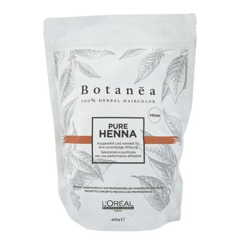 L'Oreal Botanea Pure Henna Shade 400gr - Tinte Natural de Henna Rubio, Cobre o Marrón