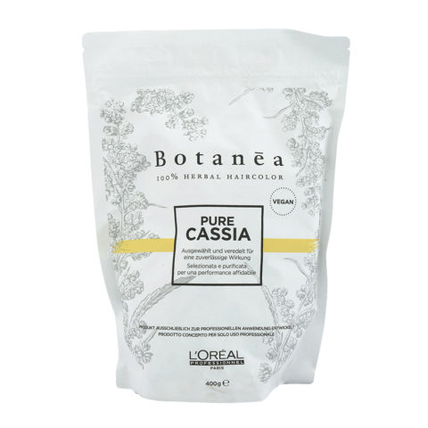 L'Oreal Botanea Pure Cassia Shade 400gr - Tinte Henna Iluminador Natural