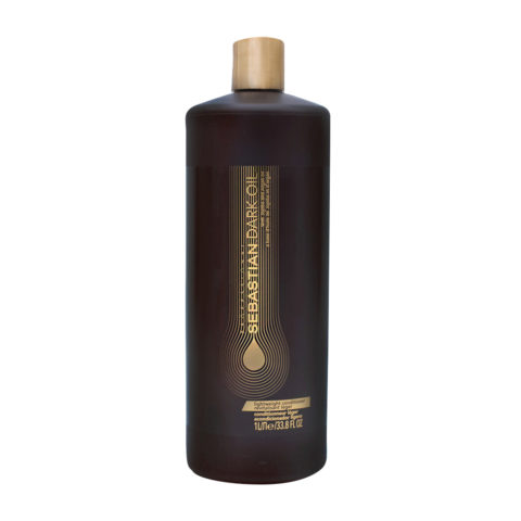 Sebastian Dark Oil Lightweight Conditioner 1000ml - Acondicionador Hidratante Ligero