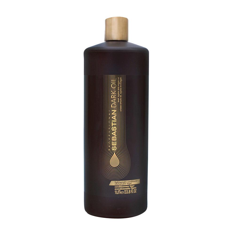 Sebastian Dark Oil Lightweight Conditioner 1000ml - Acondicionador Hidratante Ligero