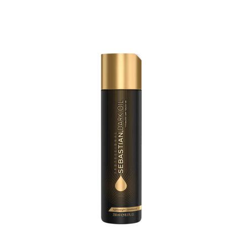 Sebastian Dark Oil Lightweight Conditioner 250ml - Acondicionador Hidratante Ligero